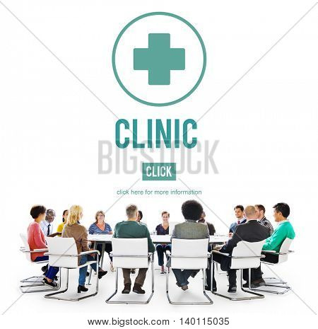 Clinic Health Hospital Life Medical Concept