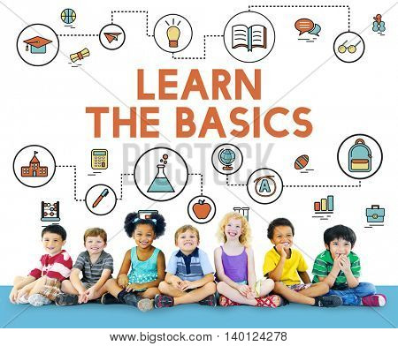 Lesson Learning Literacy Knowledge Education Concept