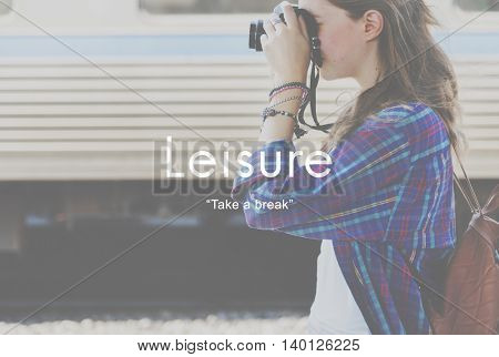 Recreation Hobbies Leisure Pastime Activity Concept