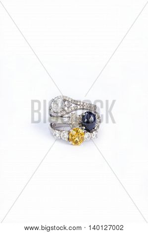Ring is one of a kind jewelry People wear