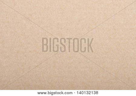 Cardboard Paper Background.