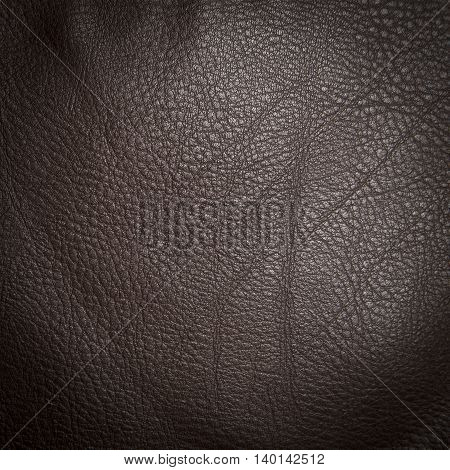 Leather texture that can be used as background
