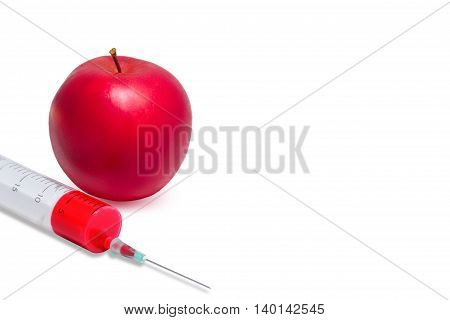 Genetically Modified Apple