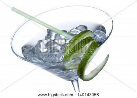 close up image of a cocktail drink