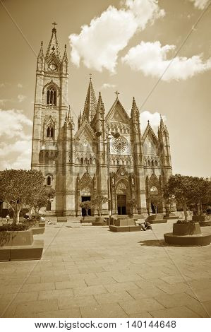 The beautiful Monuments of Guadalajara Jalisco Mexico