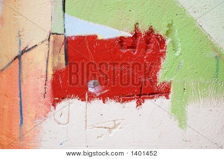 Wall Graffitti