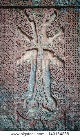 Khachkar, Also Known As An Armenian Cross-stone