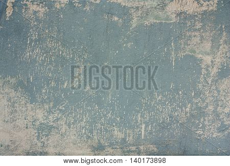 Background of the wall. Texture of shabby wall
