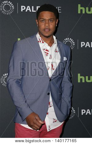 LOS ANGELES - JUL 26:  Pooch Hall at the An Evening with