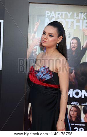 LOS ANGELES - JUL 26:  Mila Kunis at the