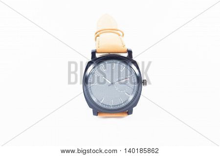 Luxury Man and Women Watch in White Background