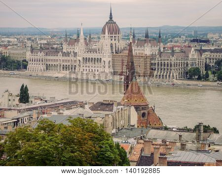 The Hungarian Parliament Building House Of The Country Or House Of The Nation Also Known As The Parliament Of Budapest For Being Located In That City Is The Seat Of The National Assembly Of Hungary One Of Europe'S Oldest Legislative Buildings A Notable La