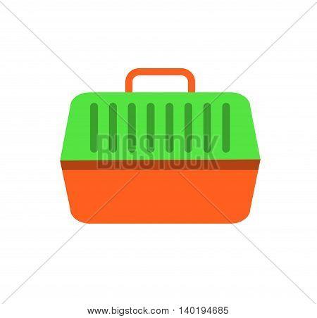 resock animals icon. Flat style vector illustration