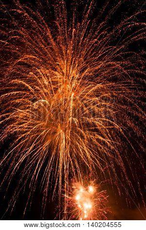 Fireworks-fuegos Artificiales