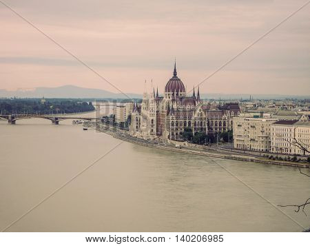 Parliament Of Budapest It Is Currently The Largest Building In Hungary And Still The Tallest Building In Budapest