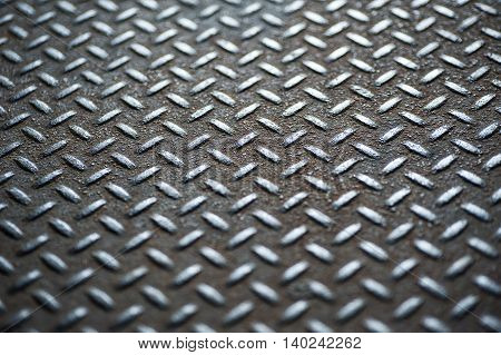 steel plate texture. Dark metal background for hard industry.