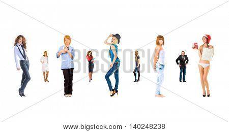 Business Compilation Corporate Teamwork