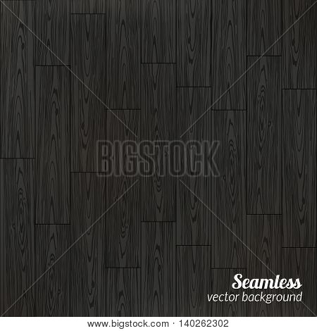 This seamless pattern with the image of a wood pattern, can be propagated in the unrestricted area, as well as used for template, background, surface image, a symbol of ecology and design elements. vector