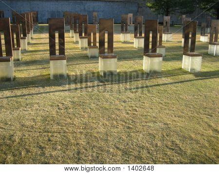 Alfred P. Murrah Federal Building Memorial Chairs