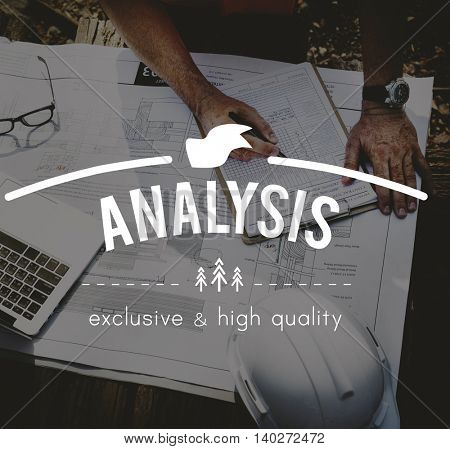 Analysis Analytics Strategy Analyze Concept