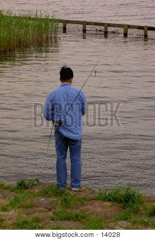 Pescador gracioso