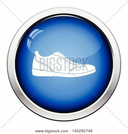 Man Casual Shoe Icon