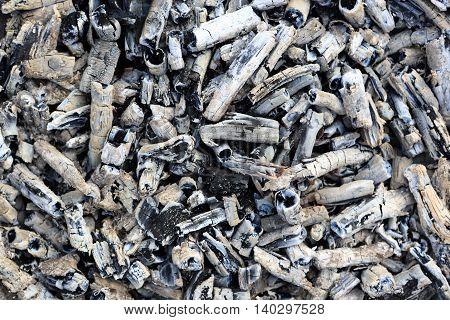Details Of Coals In Brazier