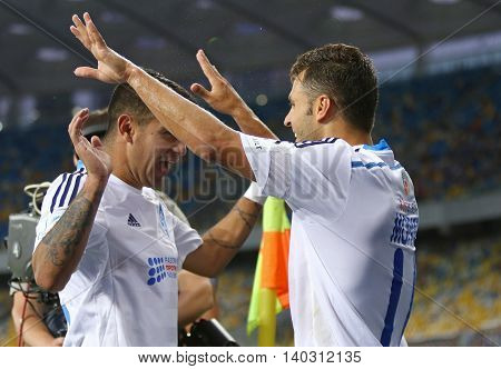 Ukrainian Premier League: Dynamo Kyiv Vs Oleksandria