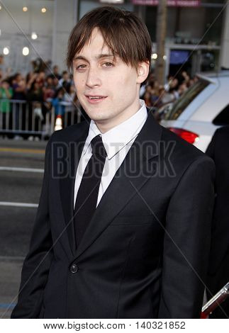 Kieran Culkin at the Los Angeles premiere of 'Scott Pilgrim vs. The World' held at the Grauman's Chinese Theater in Hollywood, USA on July 27, 2010.