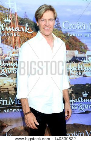 LOS ANGELES - JUL 27:  Jack Wagner at the Hallmark Summer 2016 TCA Press Tour Event at the Private Estate on July 27, 2016 in Beverly Hills, CA