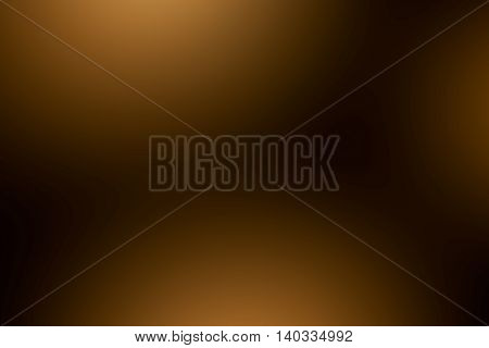 abstract brown background with light blured color spots suitable as a background for an inscription