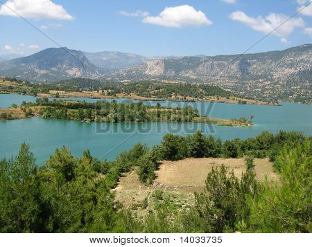 Green Lake.