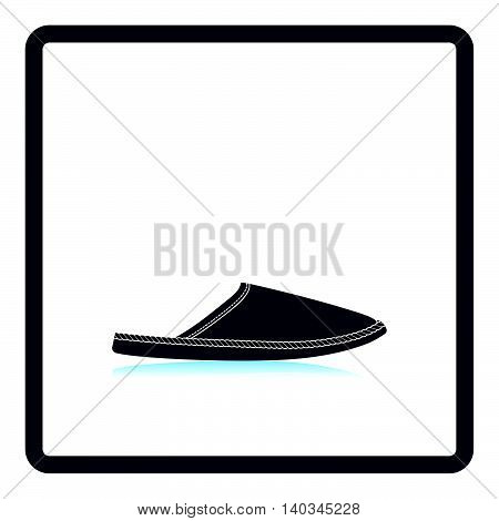 Man Home Slipper Icon