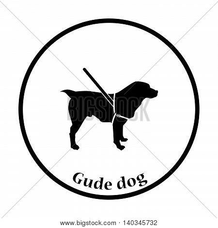 Gude Dog Icon