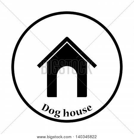 Dog House Icon