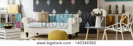 Bright Cosy Sofa