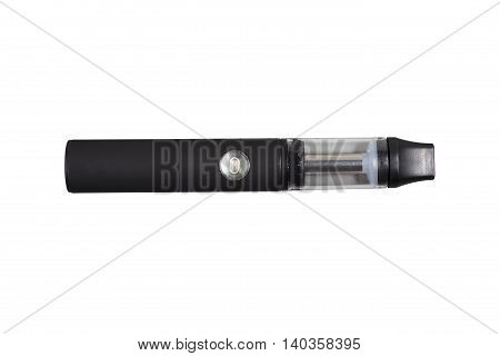 E-Cigarettes (Electronic cigarette) isolated on white background with clipping path