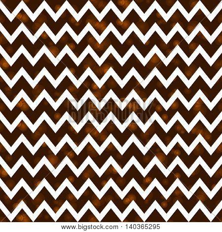 A zig zag seamless pattern vector background