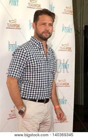 LOS ANGELES - JUL 27:  Jason Priestley at the
