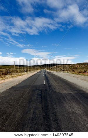 Road To No Where - Oudtshoorn