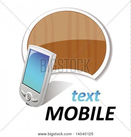 mobile phone sign #7