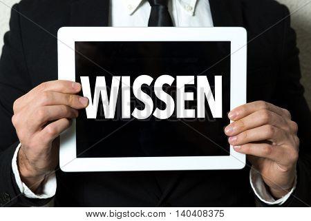 Knowledge (in German)