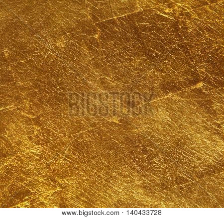 golden background texture.
