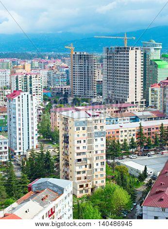 Batumi Architecture, Georgian Republic