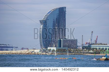 Skyscraper Hotel Vela