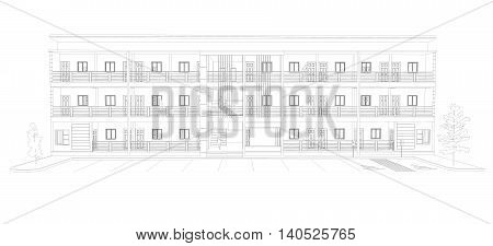 Building  Isolated