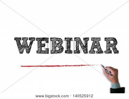 Webinar E-business Browsing Connection