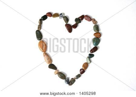 Open Rock Heart