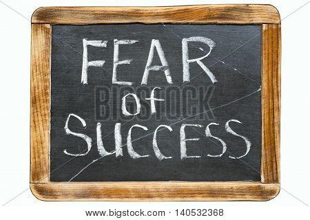Fear Of Success Fr