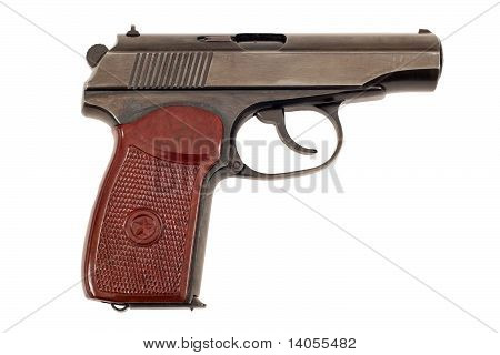 Russian 9Mm Handgun